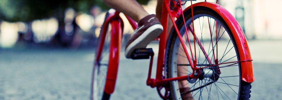 rode-fiets